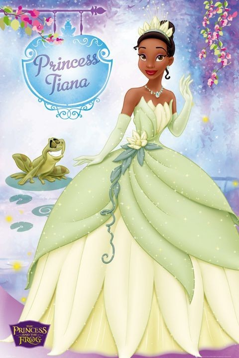 La princesse et la grenouille lescouturesdemagda - Image princesse disney ...