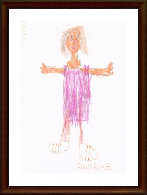Amorine 7 ans