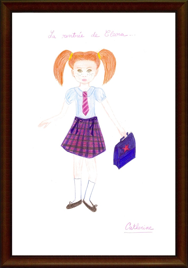 Catherine-hors concours