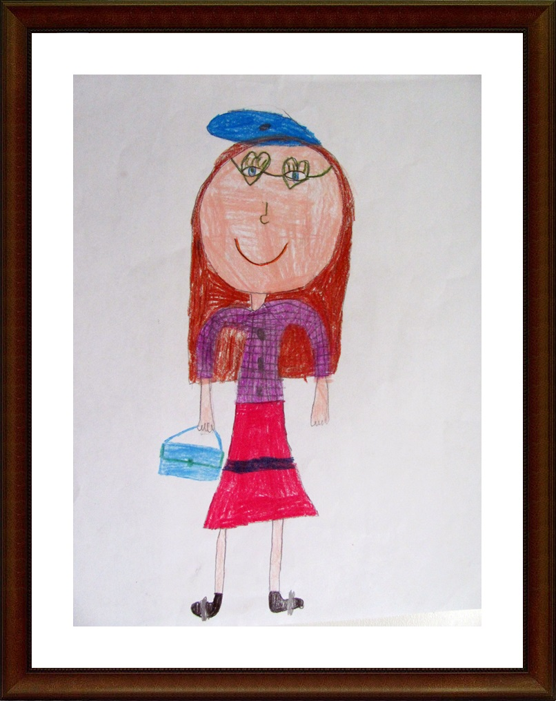 Lauriane 8 ans