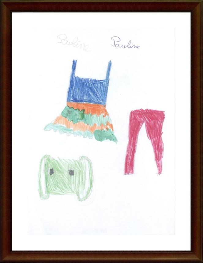Pauline 8 ans