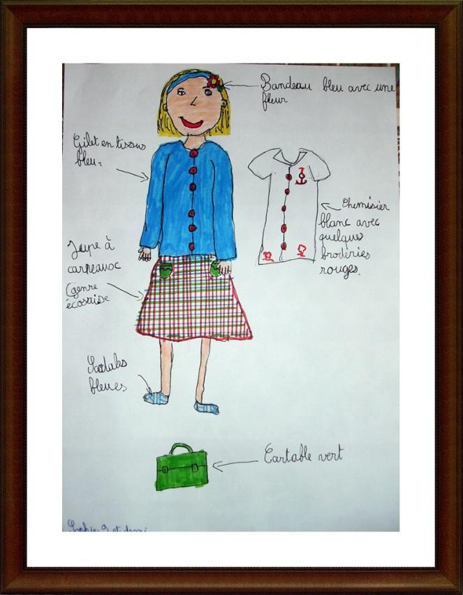 Sophie 9 ans