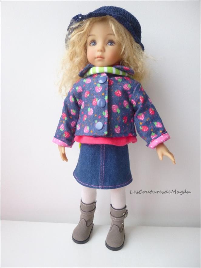 LittleDarling-doll-clothes-fraise01