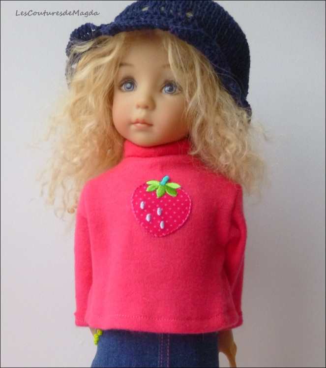 LittleDarling-doll-clothes-fraise08