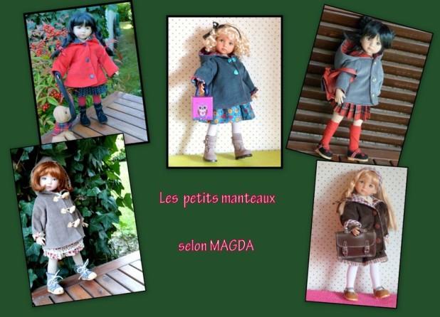 tenues de Magda