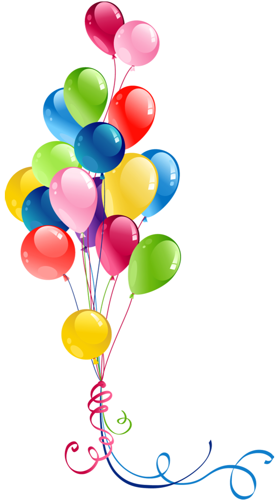 Transparent_Bunch_Balloons_Clipart