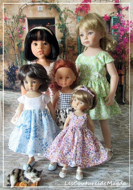 Cherie-Boneka-LittleDarling-Maru-Gotz