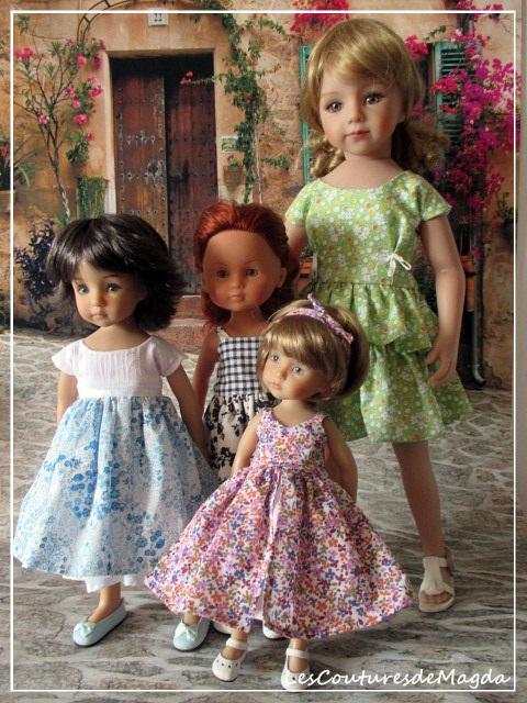 Cherie-Boneka-LittleDarling-Maru