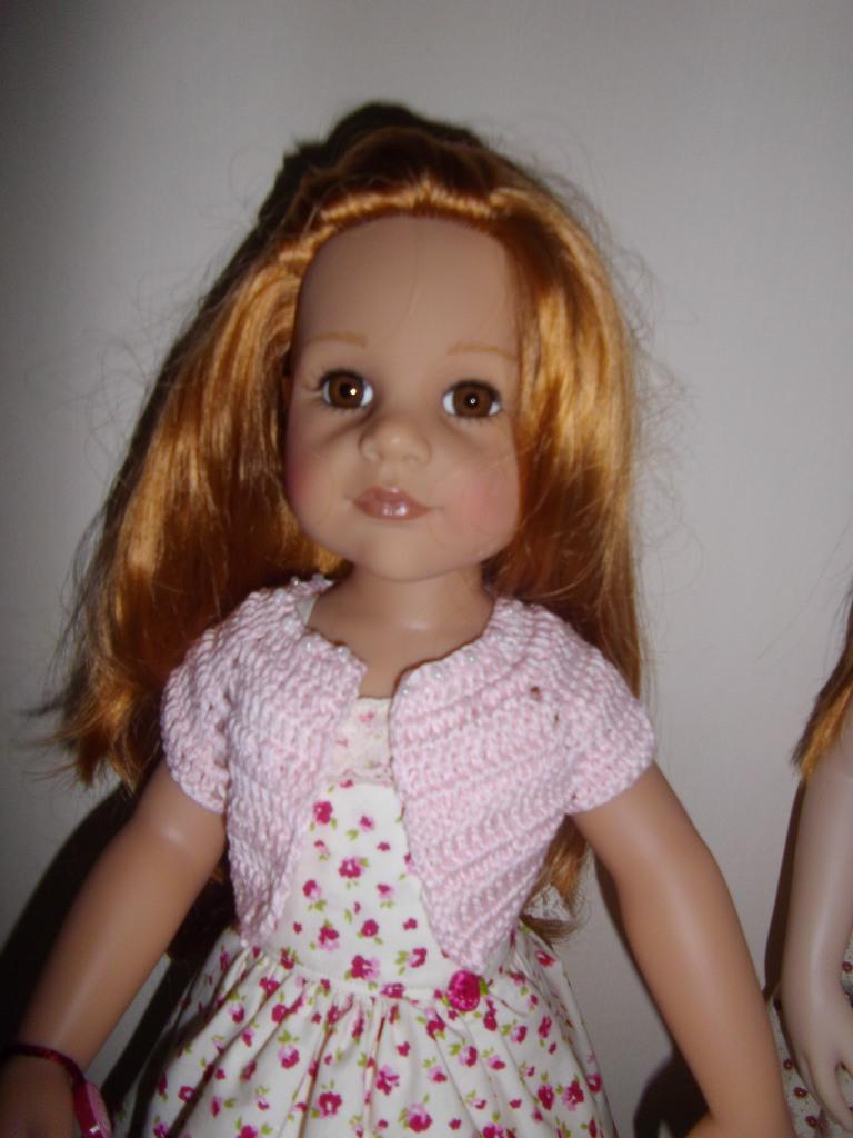Martine-poupée Hannah