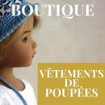 Tenues de poupée Boutique (1)